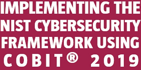 Implementing the NIST Cybersecurity Framework Using COBIT 2019 bilhetes