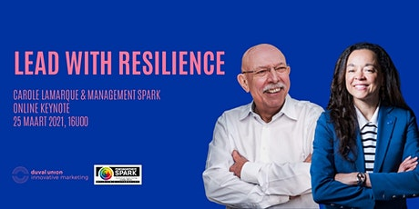 KEYNOTE I LEAD WITH RESILIENCE tickets