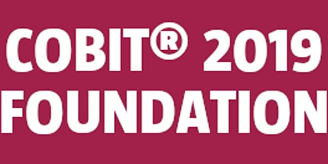 CobIT 2019 Foundation bilhetes