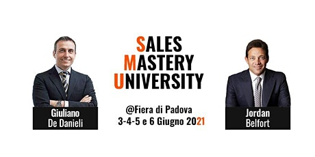 Sales Mastery University 2021 tickets