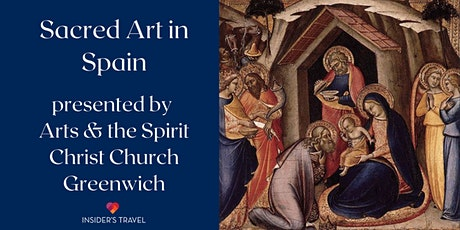 Sacred Art, presented by Arts & the Spirit, Christ Church, Greenwich tickets