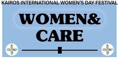 International Women's Day: WOMEN& Care tickets