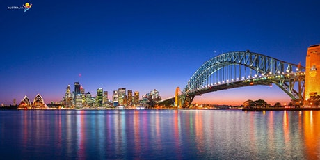 Postgraduate study in Australia or New Zealand tickets