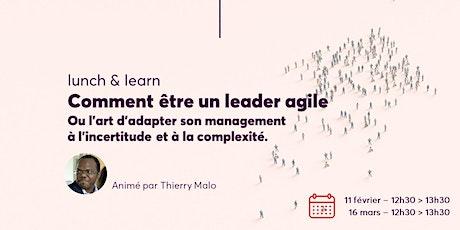 Comment être un leader agile. Adapter son management dans l'incertitude billets