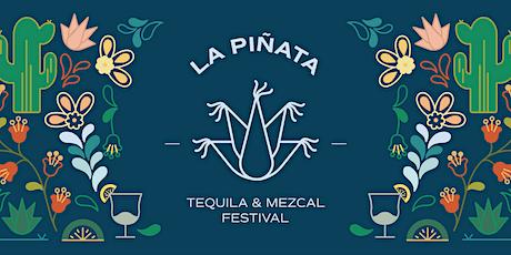 La Piñata - Tequila & Mezcal Show tickets