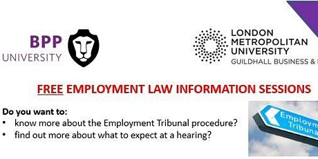 Employment Law Information Sessions tickets