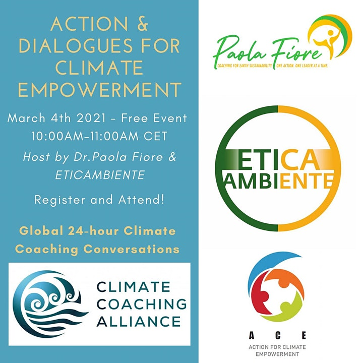 Action & Dialogues for Climate Empowerment Towards COP26 image