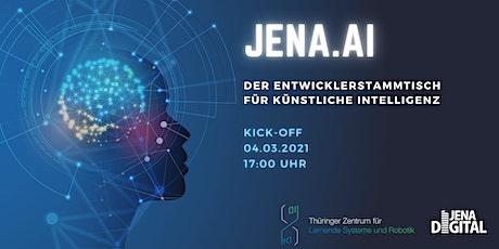 JENA.AI - Der Entwicklerstammtisch  für Künstliche Intelligenz Tickets