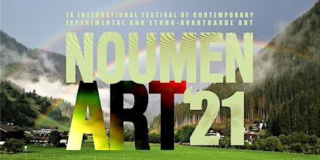 IX Интерфест экспериментального и этноавангардного искусства NOUMEN ART Tickets
