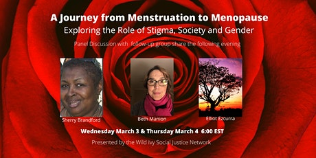 A Journey From Menstruation to Menopause Tickets