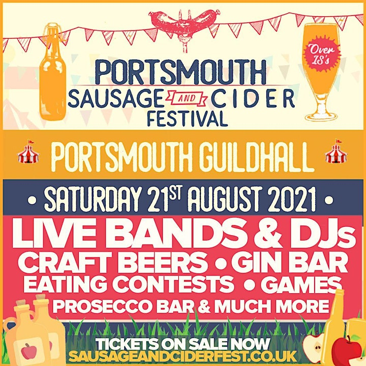 Sausage And Cider Fest - Portsmouth image