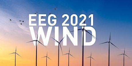 Webinar: EEG 2021 - Neuerungen für die Windenergie Tickets