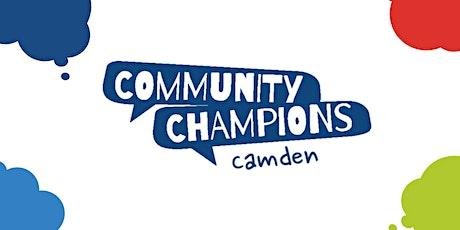 Community Champions Camden Training & Planning tickets