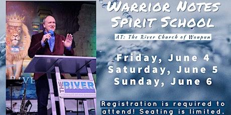 The River of Waupun Spirit School tickets
