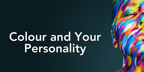 Colour and Your Personality tickets