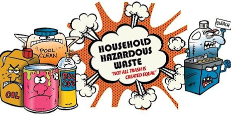 VOLUNTEER at the Household Hazardous Waste Event tickets