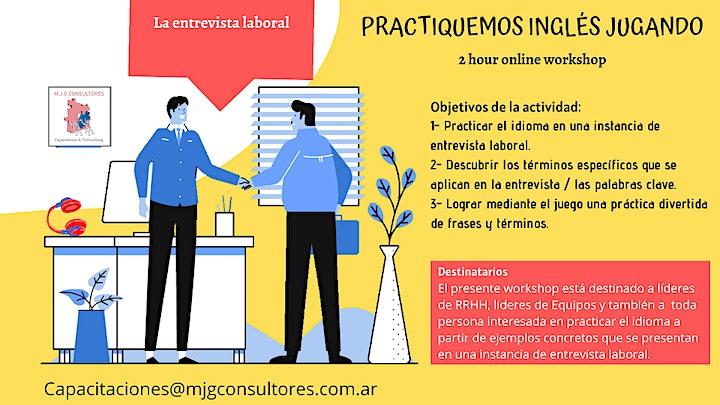 Imagen de Taller de inglés: Reuniones laborales y de negocio