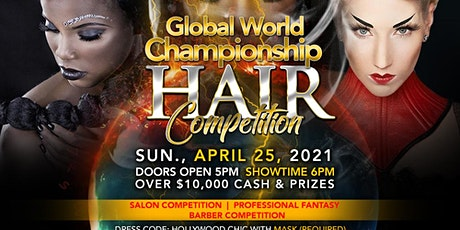 Pulp Riot presents Global World Championship Hair Competition tickets