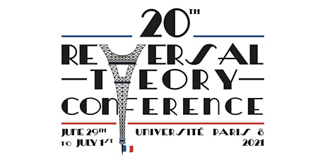20th Biennial Reversal Theory Conference tickets