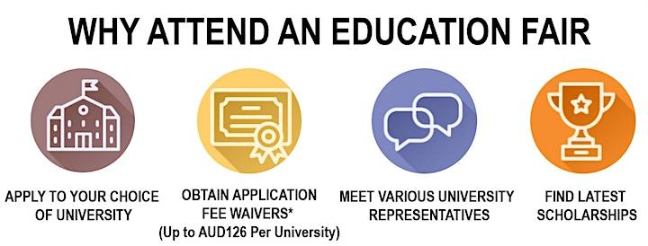 Overseas education Virtual open day image