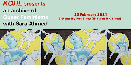 An Archive of Queer Feminisms with Sara Ahmed tickets