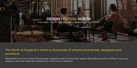 Design Festival North  - July 2021 tickets