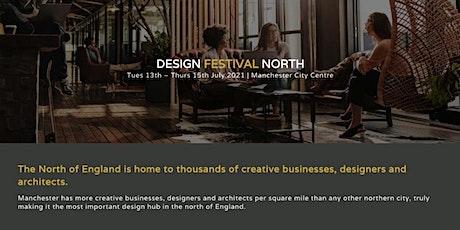 Design Festival North  - July 2021 tickets