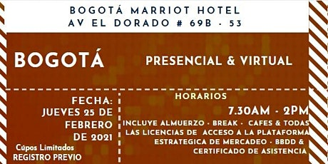 Email Marketing - Seminario Avanzado - Presencial y Virtual - Certificado tickets