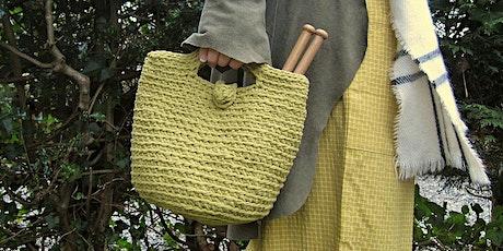 Beginners & Beyond Crochet   Back Loop Bag tickets