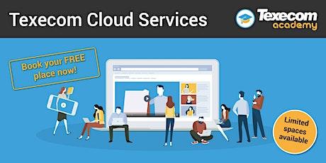Texecom Cloud Services tickets