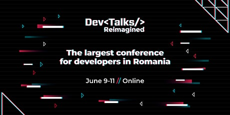 DevTalks Reimagined 2021 - online edition Tickets