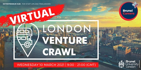 Venture Crawl 2021 tickets
