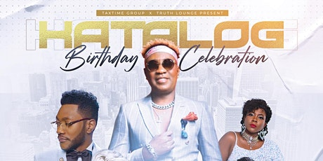 Catalog Birthday Celebration tickets