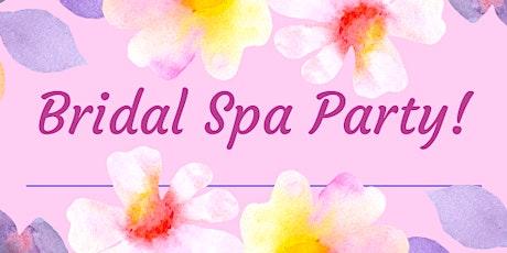 Bridal Spa Party tickets
