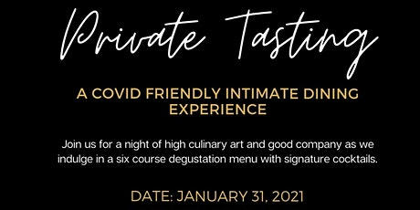 Culturally Curated Private Tasting tickets