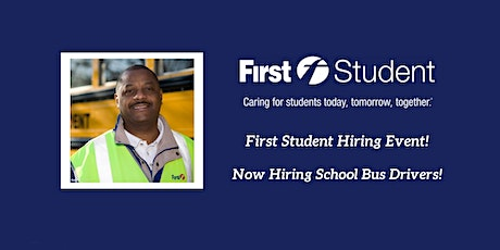 Join First Student South Holland for Walk-In Interviews! tickets