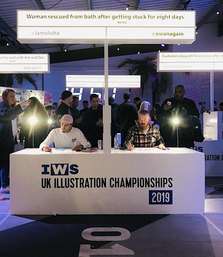 World Illustration Championships 2021 image