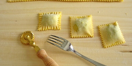 In-Person: Al Fresco Italian Cooking Class: Hand-made Ravioli & Tiramisu tickets