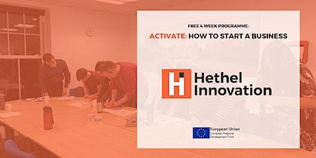 How to: Start a Business (4 Week Online Programme) tickets