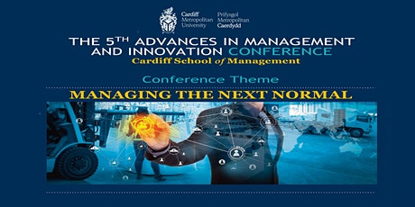 AMI 2021 - The 5th Advances in Management and Innovation Conference 2021 tickets
