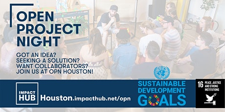 Open Project Night: Creating Accountable and Inclusive Institutions tickets