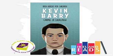 Online Author Visit: Carmel Uí Cheallaigh - Ages 7 -10 tickets