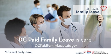 DC Paid Family Leave Webinar for the Medical Community 3.4.21 tickets