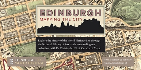 Mapping the City with Dr Christopher Fleet tickets