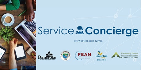 Service Concierge Workshop: Grant Writing tickets