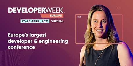 DeveloperWeek Europe 2021 tickets
