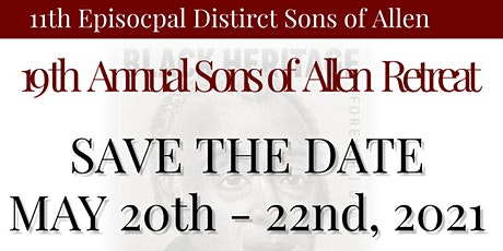 19th Annual Sons of Allen Retreat tickets
