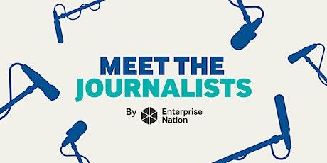 Meet The Journalists tickets