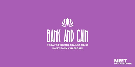 Bank and Gain: Yoga for Women Against Abuse tickets