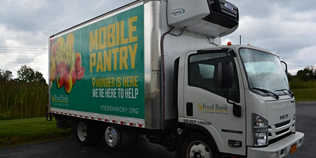 Veteran's Mobile Food Pantry tickets